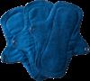 Beeld van EcoFemme inlegkruisjes met PUL blauw