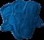 Afbeelding van EcoFemme inlegkruisjes met PUL blauw