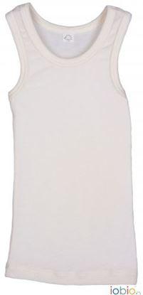 Afbeelding van iobio wolzijden onderhemdje