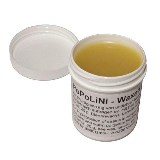Beeld van Popolini waxed cotton