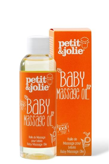 Beeld van Petit&Jolie Baby Massage Olie