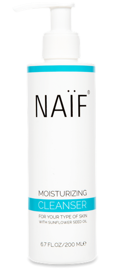 Beeld van NAÏF grown up cleanser