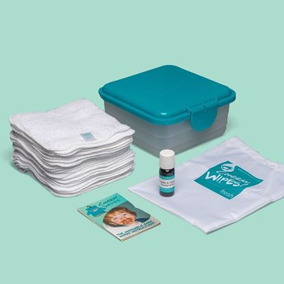 Afbeelding van Cheeky Wipes mini kit