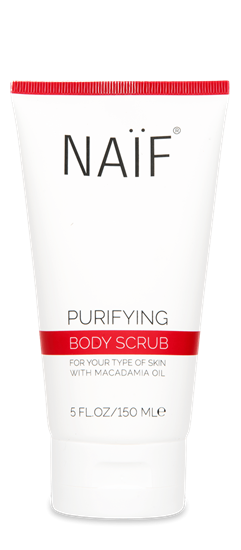 Beeld van NAÏF grown up body scrub