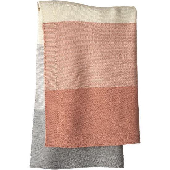 Beeld van Disana wollen deken melange