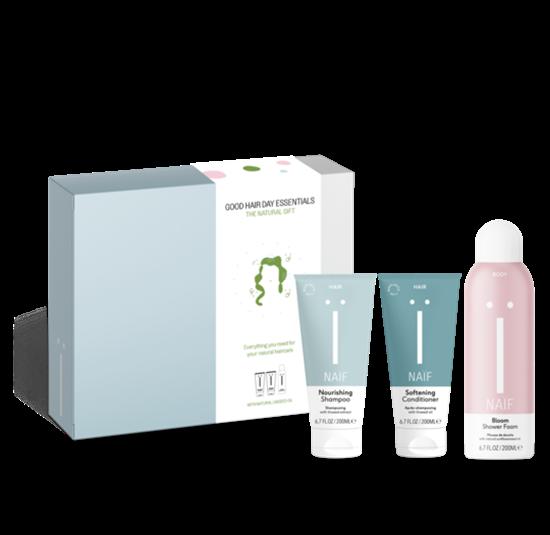 Beeld van NAÏF good hair day essentials